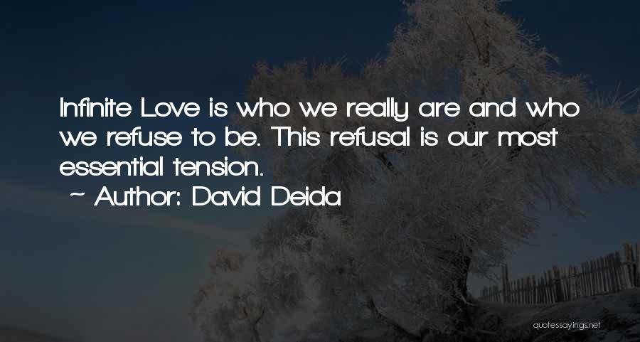 David Deida Quotes 1114807