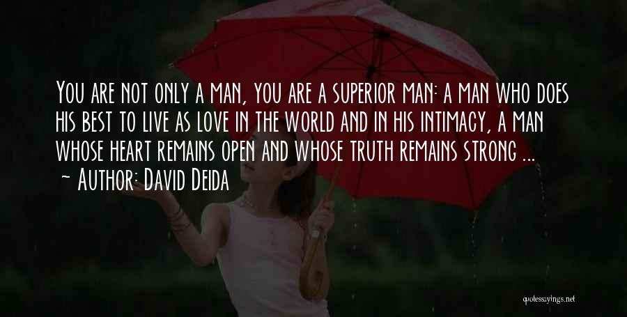 David Deida Quotes 1168257