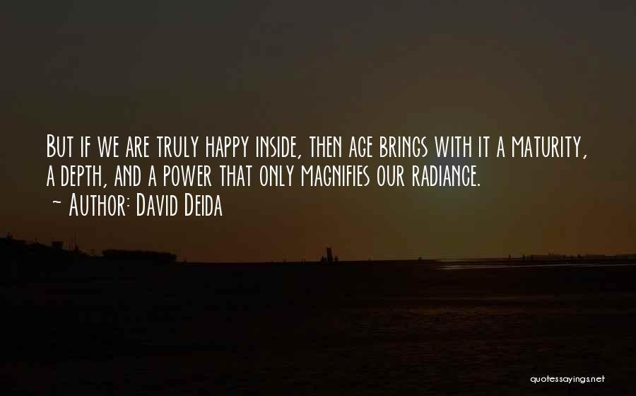 David Deida Quotes 126729