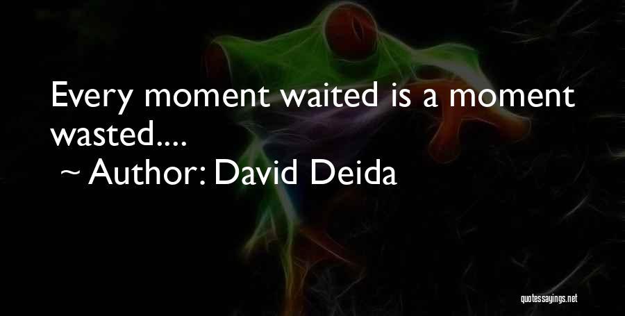 David Deida Quotes 1303091