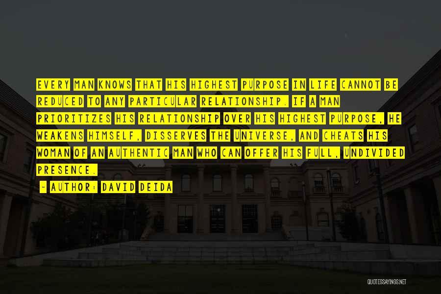 David Deida Quotes 1332648