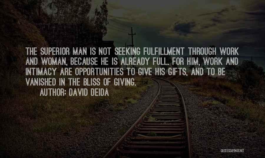 David Deida Quotes 150007