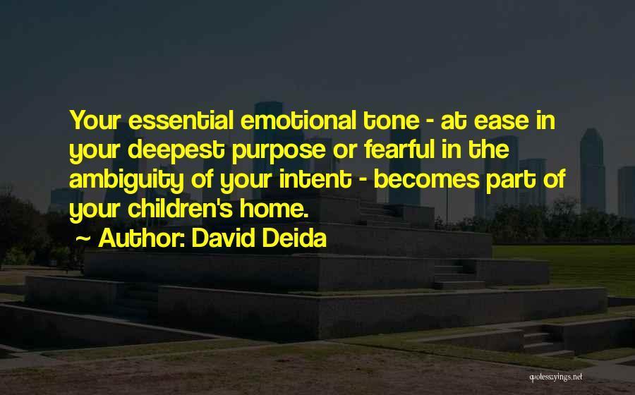David Deida Quotes 1616536