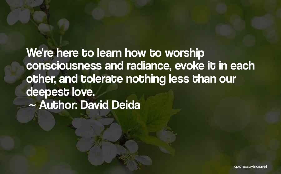 David Deida Quotes 1817827