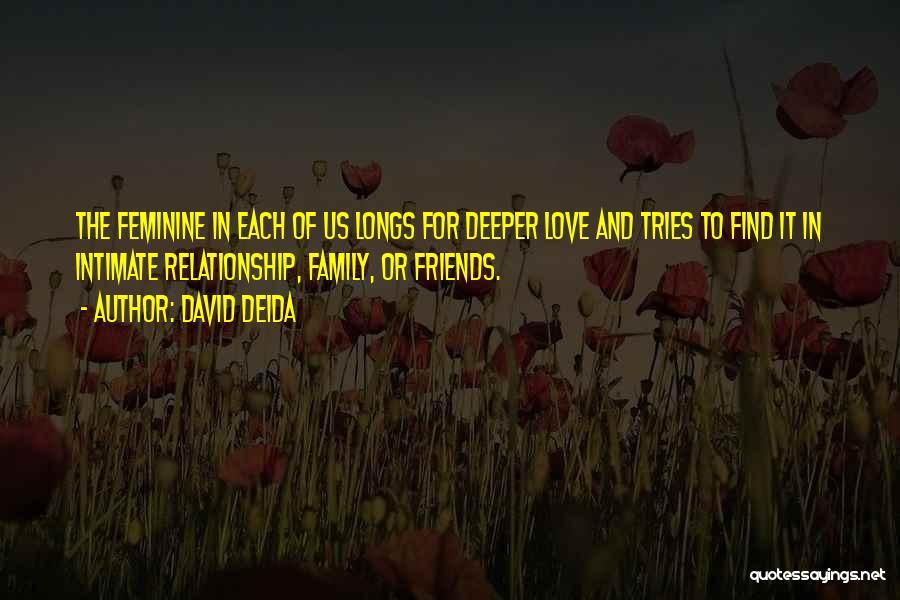 David Deida Quotes 1908030