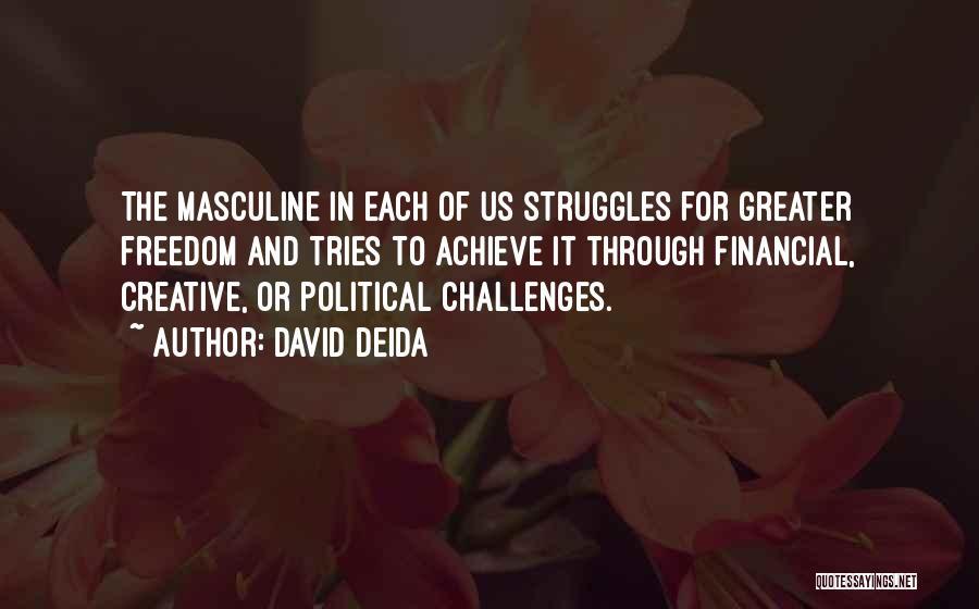 David Deida Quotes 1926537