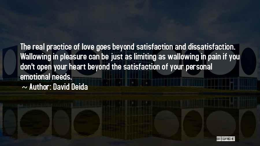 David Deida Quotes 1927685