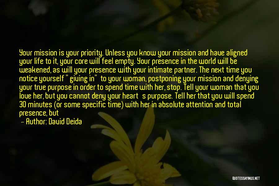 David Deida Quotes 1998364