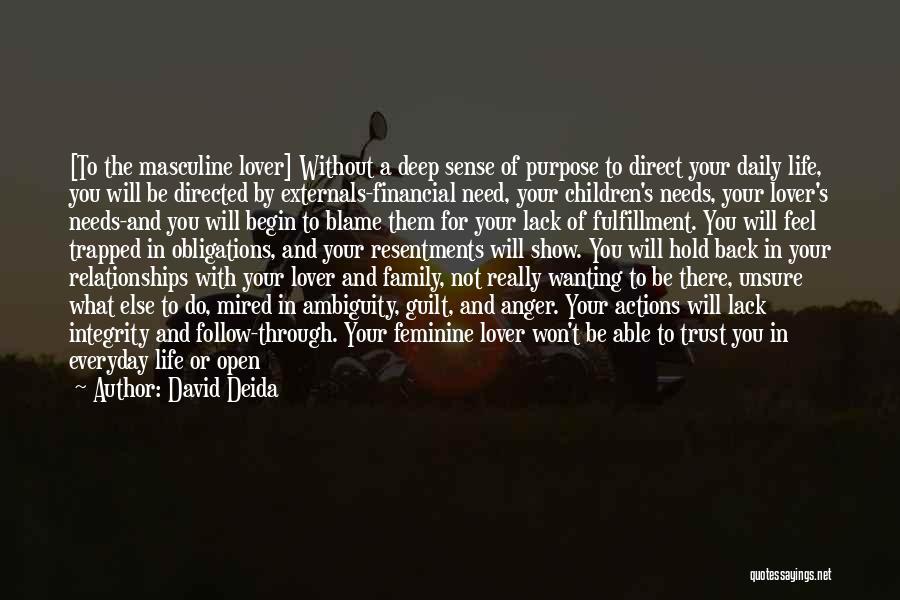 David Deida Quotes 208629