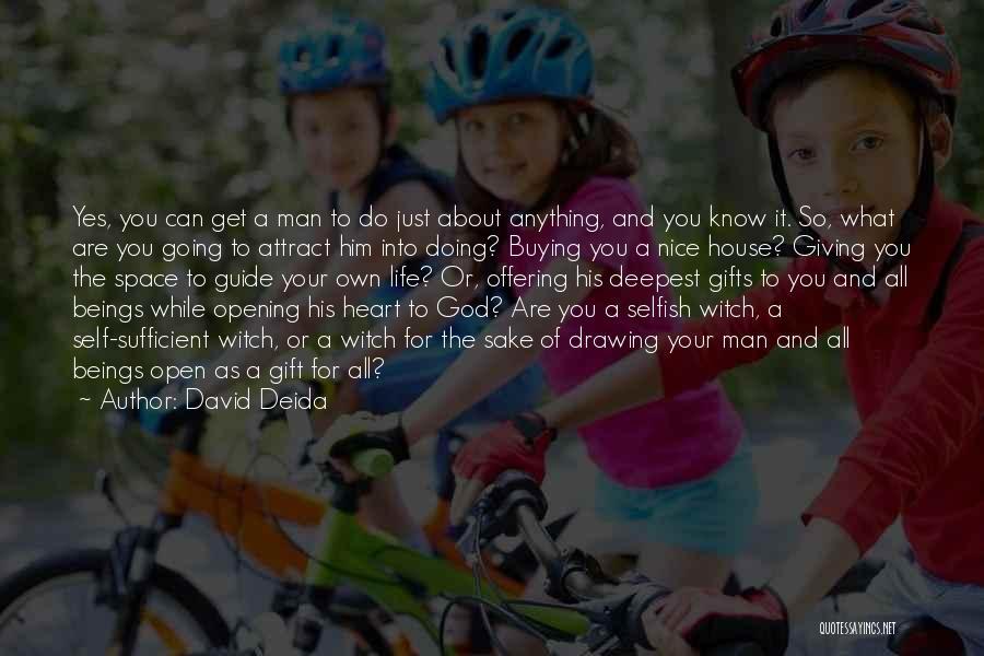 David Deida Quotes 2137741