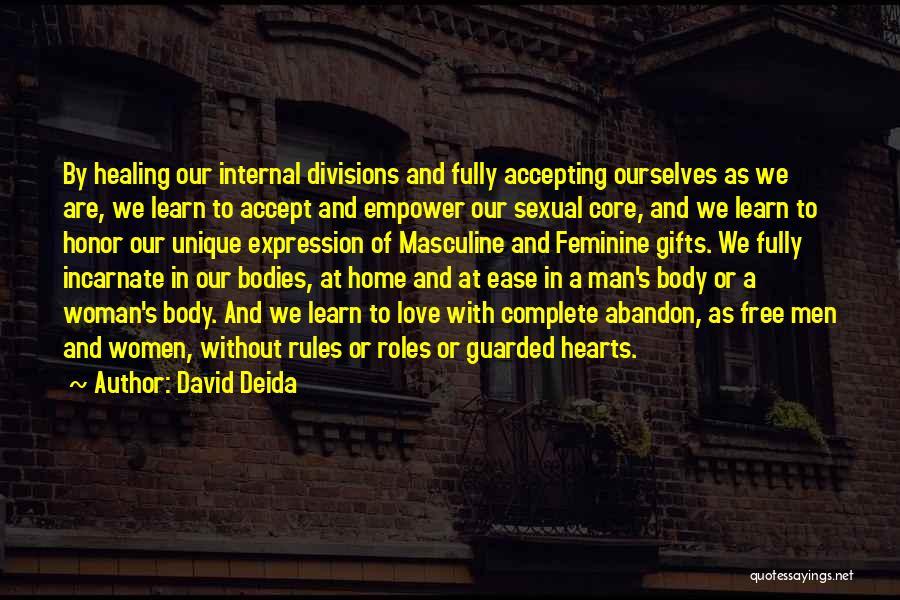 David Deida Quotes 334880
