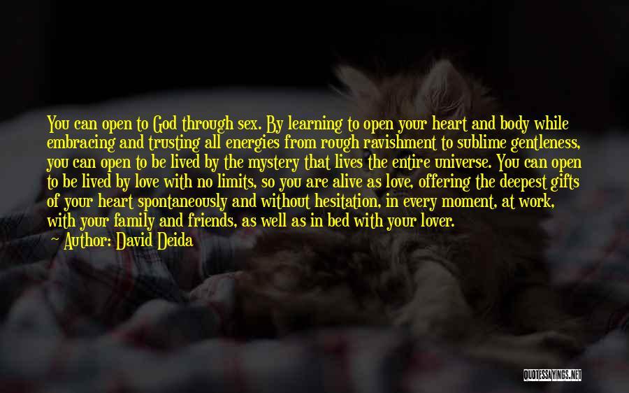 David Deida Quotes 405184