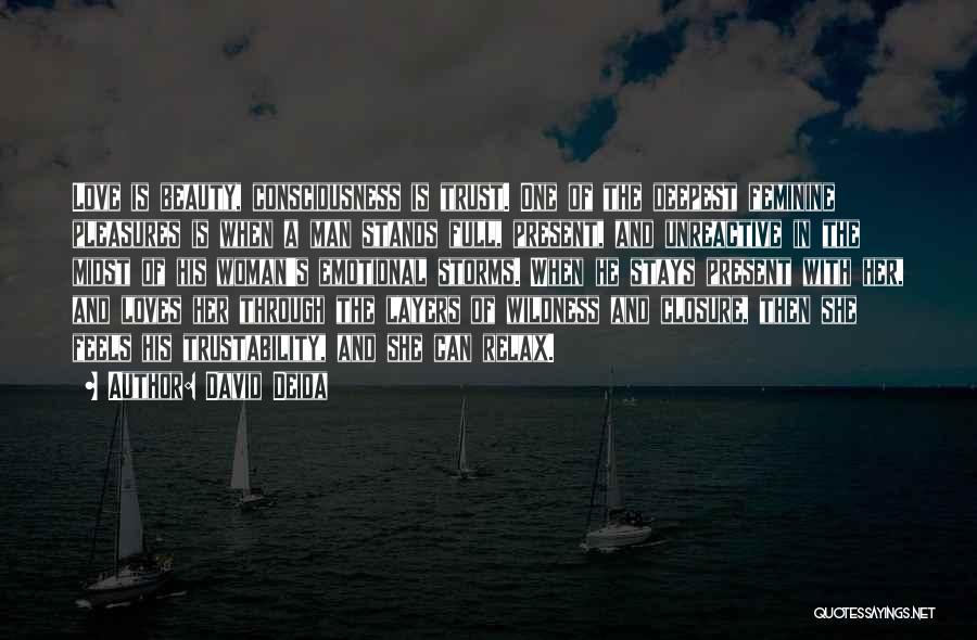David Deida Quotes 407983