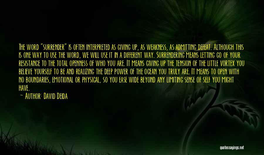 David Deida Quotes 660006