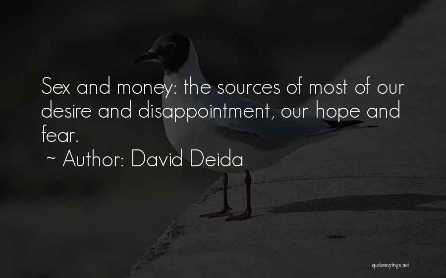 David Deida Quotes 732669