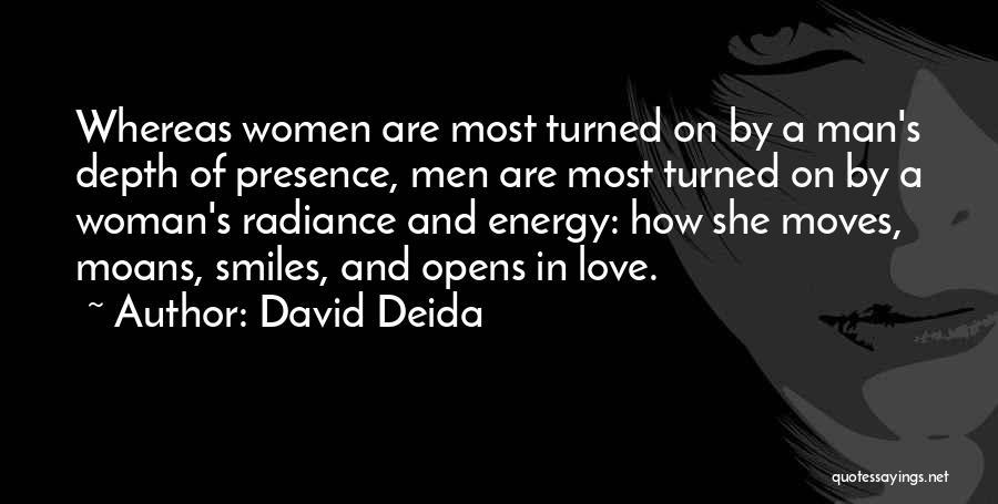 David Deida Quotes 873407