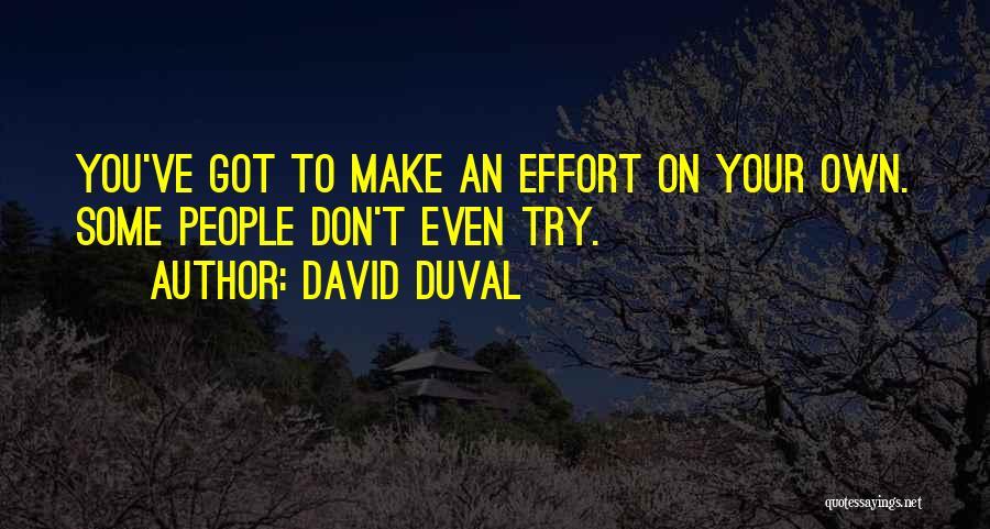 David Duval Quotes 1200036