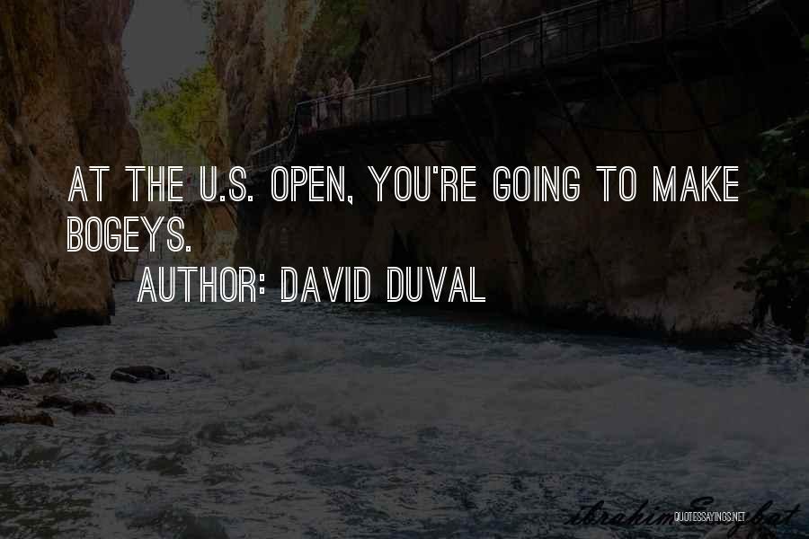David Duval Quotes 1521105