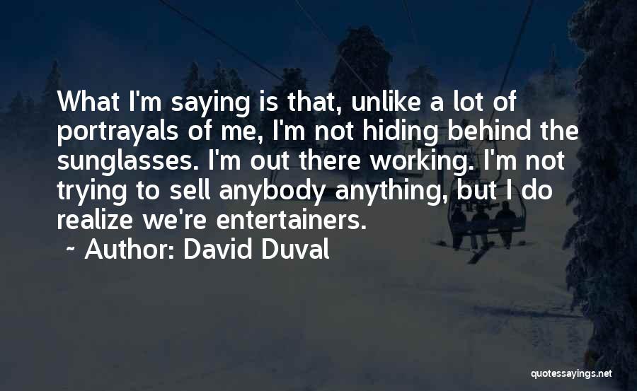 David Duval Quotes 1709075