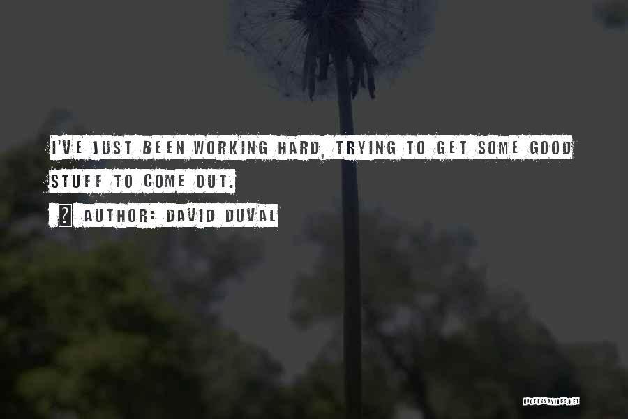 David Duval Quotes 1764549