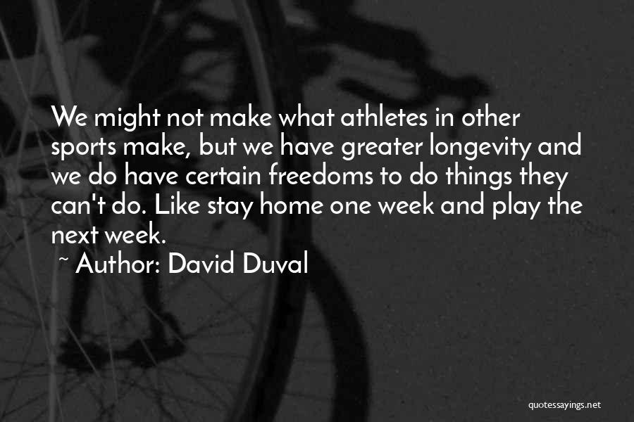 David Duval Quotes 2101803