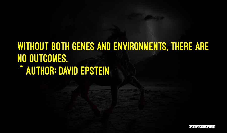 David Epstein Quotes 1070668