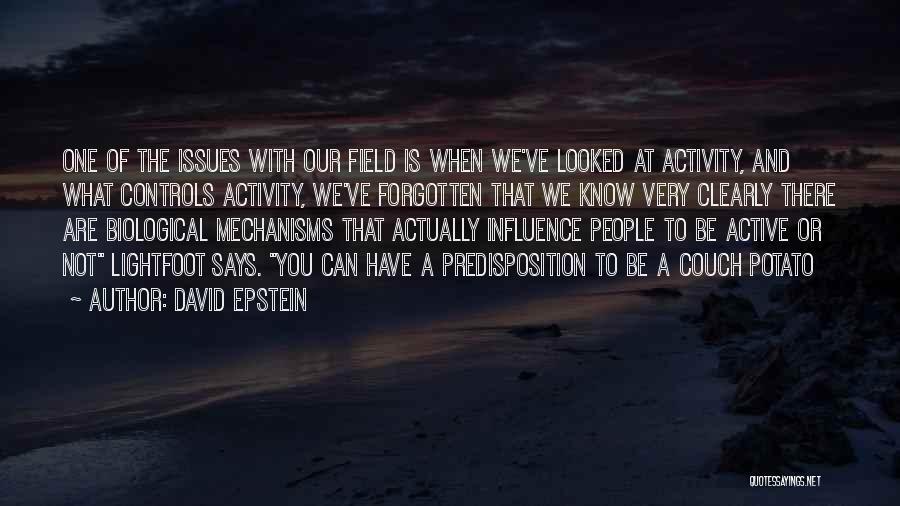 David Epstein Quotes 1960353