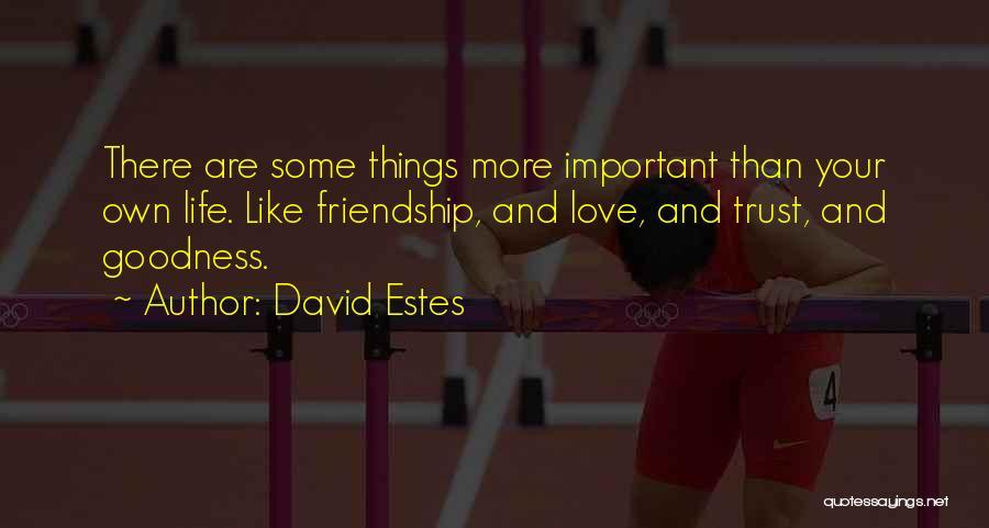 David Estes Quotes 1822167