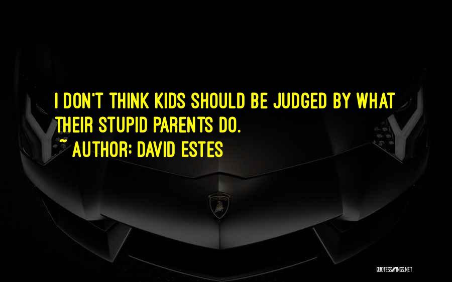David Estes Quotes 2007243