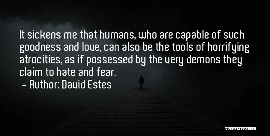 David Estes Quotes 515486