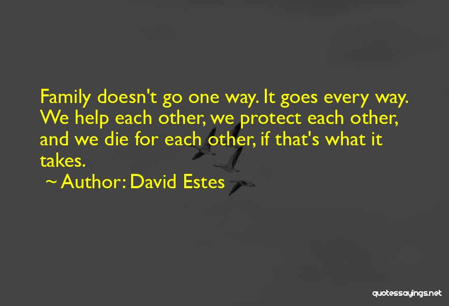 David Estes Quotes 85183