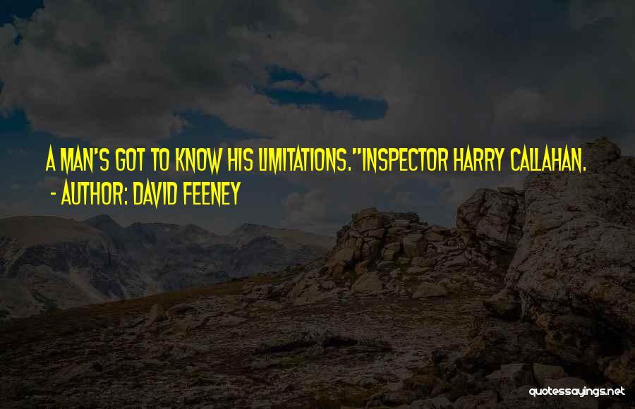 David Feeney Quotes 882868