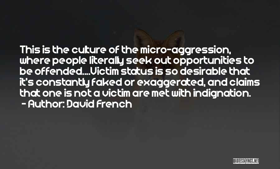 David French Famous Quotes & Sayings