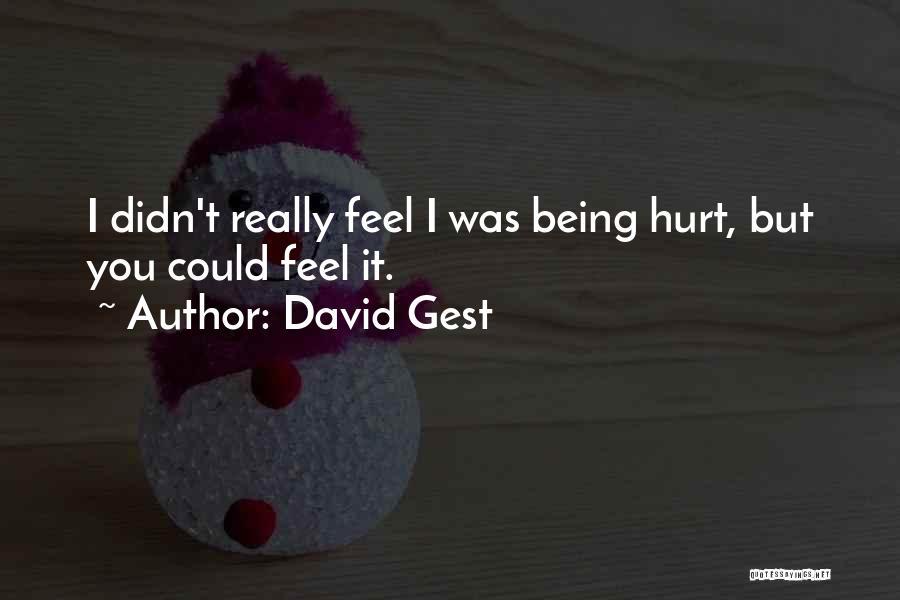 David Gest Quotes 116542
