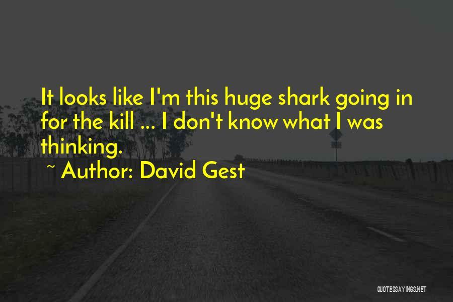 David Gest Quotes 1328327