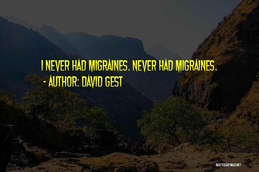 David Gest Quotes 1343863