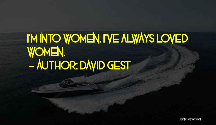 David Gest Quotes 1535891