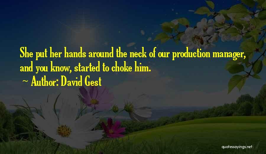 David Gest Quotes 1761491