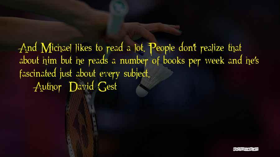 David Gest Quotes 1927193