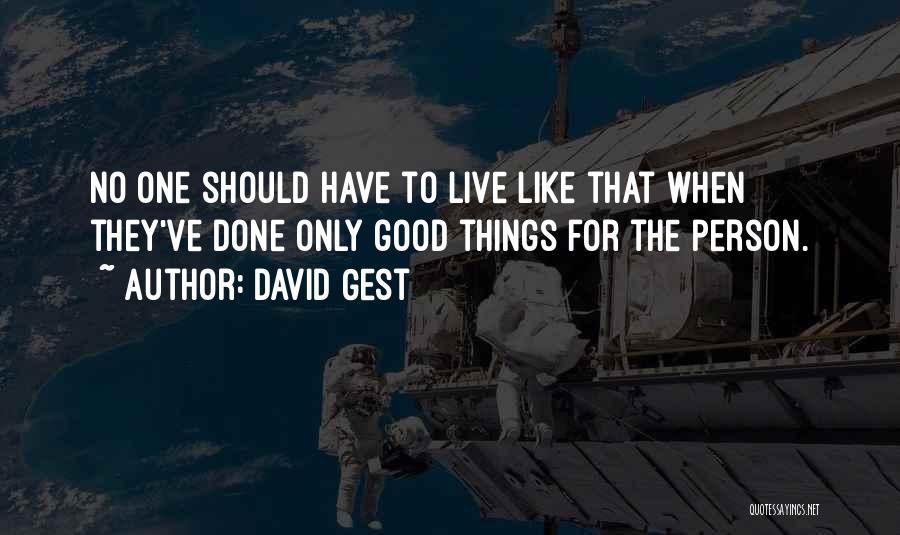 David Gest Quotes 1964242