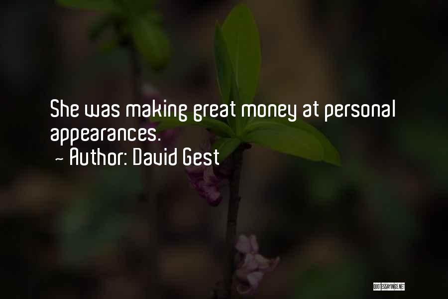 David Gest Quotes 2051458