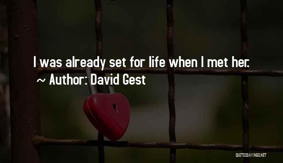 David Gest Quotes 2062390