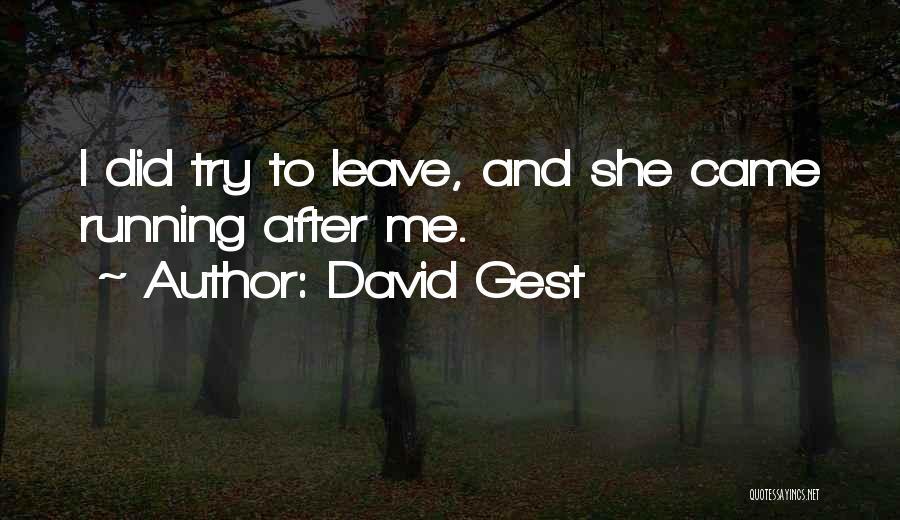 David Gest Quotes 850166