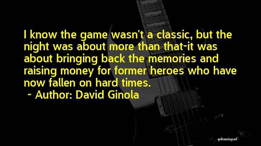 David Ginola Quotes 1075888