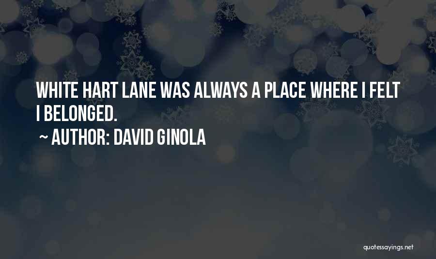 David Ginola Quotes 1233983