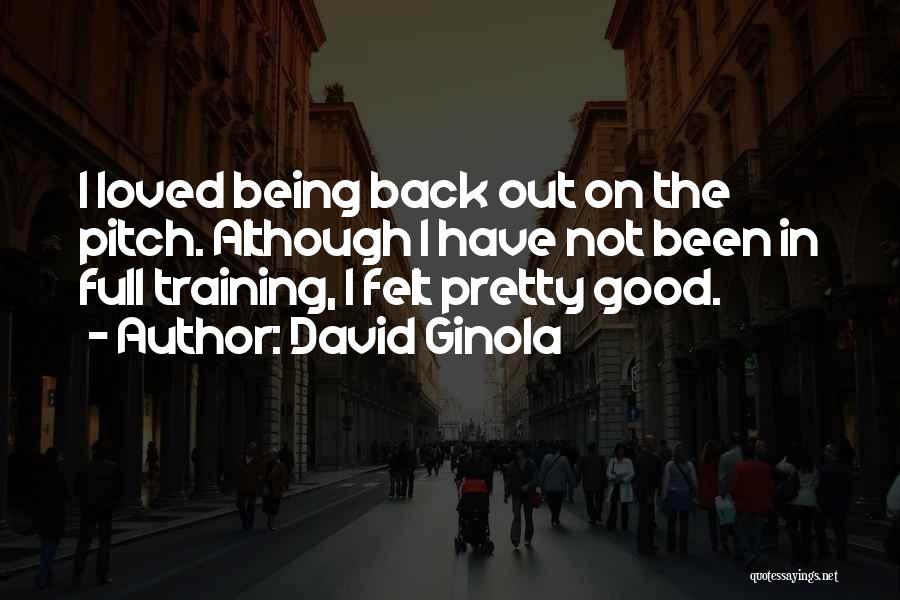 David Ginola Quotes 132723
