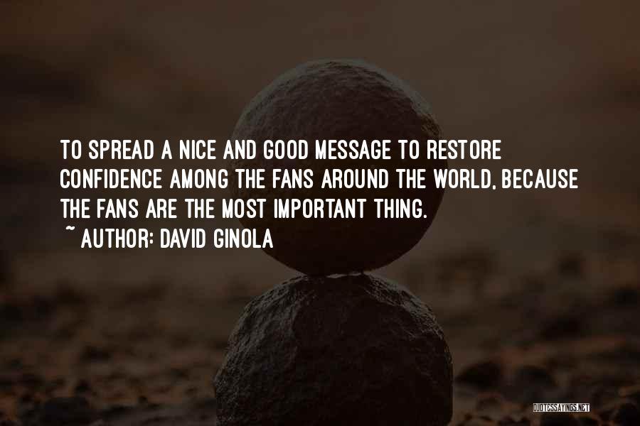 David Ginola Quotes 2142657