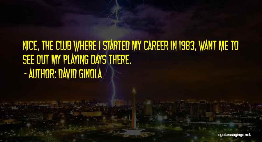 David Ginola Quotes 2162240