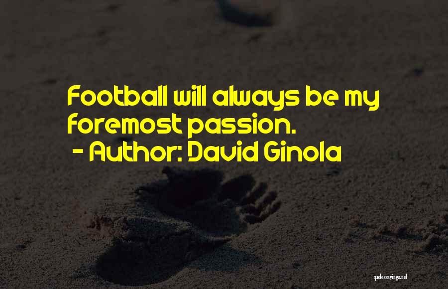 David Ginola Quotes 2254198