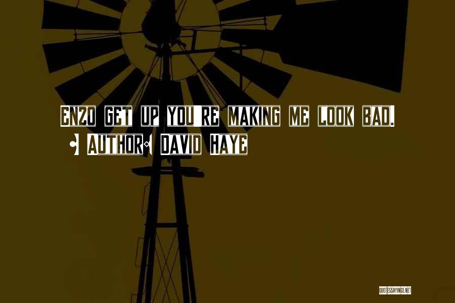 David Haye Quotes 1175542